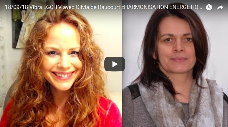 Olivia de Raucourt Interview LGC TV 18 09 2018