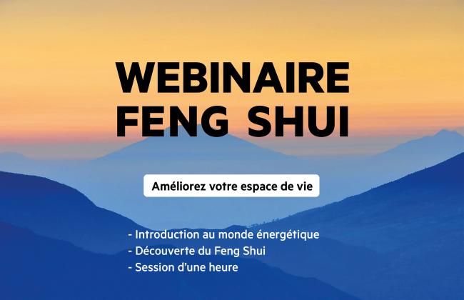 Olivia de Raucourt webinaire Feng Shui Site